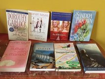 LOT OF ROMANCE BOOKS  BRAND NEW AND LIKE NEW MIXED in Joliet, Illinois
