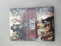 WWE best matches of 2015 DVD in Plano, Texas