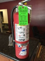 25 Fire Extinguishers Rated A,B, & C - 15lbs in Camp Lejeune, North Carolina