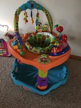 Exersaucer in DeKalb, Illinois