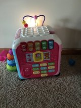 Baby play cube in DeKalb, Illinois