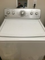 Maytag Washing Machine in Fort Bliss, Texas