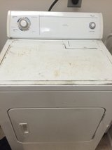 Whirlpool Dryer in Fort Bliss, Texas