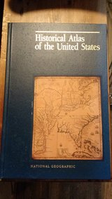 Historical Atlas of the United States in Naperville, Illinois