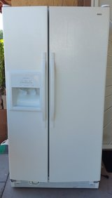 Kenmore 28cf Side-by-Side Refrigerator in Alamogordo, New Mexico