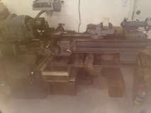 Lathe in Yucca Valley, California