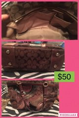 Gently Used Coach Purses in The Woodlands, Texas