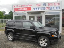 '15 Jeep Patriot 4×4 Sport REDUCED in Spangdahlem, Germany