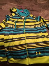 Under armour new wo tags medium hoodie/jacket in Belleville, Illinois