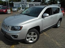 Jeep Compass Latitude 4X4 2014 in Hohenfels, Germany