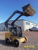2000 New Holland LS180 Super Boom Skid Steer in Alamogordo, New Mexico