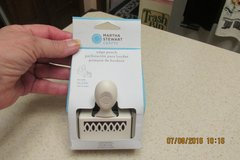 Martha Stewart Edge Punch -- Oval Border -- NIB - REDUCED!!! in Kingwood, Texas