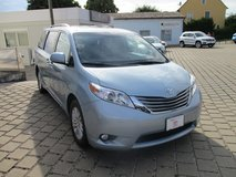 Toyota Sienna available for immediate delivery in Ansbach! in Hohenfels, Germany