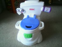 Fisher price Cheer potty in Quantico, Virginia