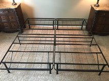 King platform bed frame in Fort Leavenworth, Kansas