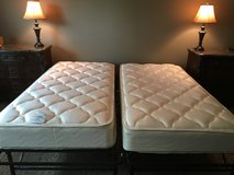 Corsicana twin mattresses in Fort Leavenworth, Kansas