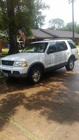 Ford Explorer SUV in Liberty, Texas