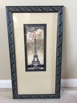 Eiffel tower picture in Bolingbrook, Illinois