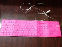 Flexible Keyboard Including 10 Key Pad in The Woodlands, Texas