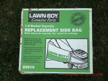 Lawn Boy Replacement Side Bag 89816 NIB OEM in Glendale Heights, Illinois