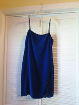 NiteLine Blue Dress in Cherry Point, North Carolina