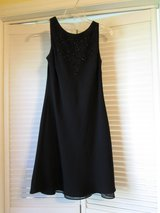 S L Fashions Black Dress in Cherry Point, North Carolina
