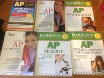 AP book in Glendale Heights, Illinois