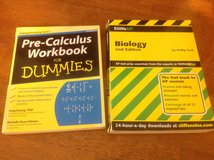 Pre-Calculus Workbook/AP Biology in Naperville, Illinois