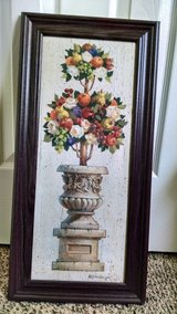 Home Decor/Fruit Tree Picture Framed in Macon, Georgia