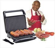 Red George Foreman Grill in Fort Bliss, Texas