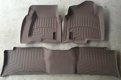 Weather Tech Floor Mats* used for 5 months only in Warner Robins, Georgia