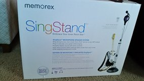Singstand memorex in Fort Irwin, California