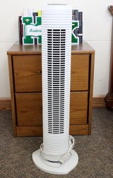 Holmes 31-Inch Oscillating Tower Fan in Okinawa, Japan