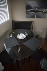 Echo Dinner Table Set in Los Angeles, California
