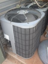 Air handler and condensing unit in Alamogordo, New Mexico