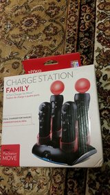 Playstation move 4 port charge station in Fort Irwin, California