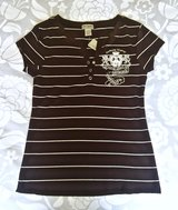 New Large Junior DECODED Brown Shirt in Okinawa, Japan
