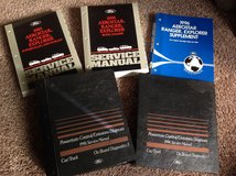 1996 Ford Ranger Service Manuals in Chicago, Illinois