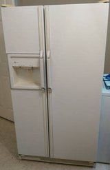 GE Profile Refrigerator / Freezer with ice/water dispenser in Conroe, Texas