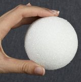 NEW!! Styrofoam Balls 3 inch | Pack of 6 in Bartlett, Illinois
