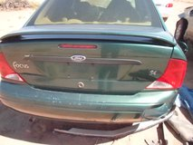 parting out 2001 ford focus SE in Alamogordo, New Mexico