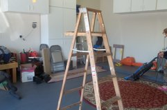 Wood step Ladder-6 ft. in Alamogordo, New Mexico