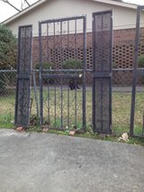 Wrought Iron Security Doors & Window Panels in Macon, Georgia