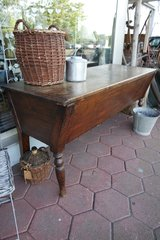 antique bread baking table in good shape in Spangdahlem, Germany