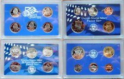 2006S US Mint Proof Set in Baumholder, GE