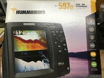 Hummingbird GPS/Depth Finder in Fairfield, California