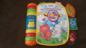 Babies v-tech song book in Houston, Texas