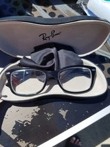Almost new Ray Ban eyeglasses in Travis AFB, California