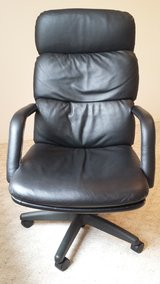 Leather Office Chair in Alamogordo, New Mexico