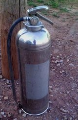 1970's Extinguisher in Alamogordo, New Mexico